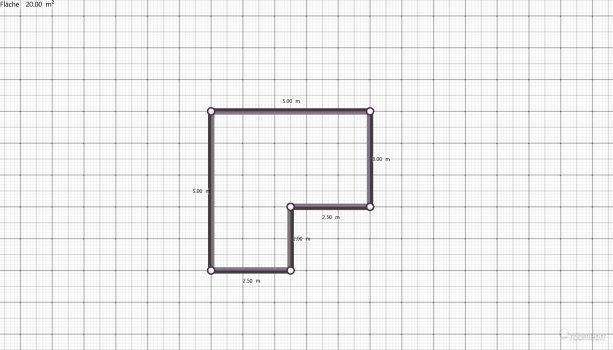 Raumgestaltung Doppelzimmer1 in der Kategorie Schlafzimmer