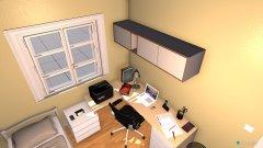 Raumgestaltung Dormitório 1 in der Kategorie Schlafzimmer