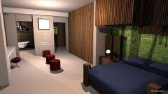 Raumgestaltung dormitor 3 in der Kategorie Schlafzimmer