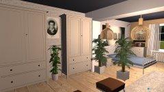 Raumgestaltung dormitor 4 in der Kategorie Schlafzimmer