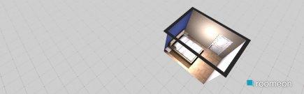 Raumgestaltung dormitor in der Kategorie Schlafzimmer