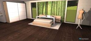 Raumgestaltung Dormitorio 1 in der Kategorie Schlafzimmer