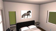 Raumgestaltung Draft 2 in der Kategorie Schlafzimmer