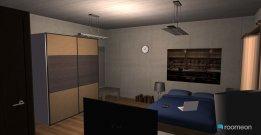 Raumgestaltung dream room in der Kategorie Schlafzimmer