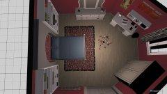 Raumgestaltung dream in der Kategorie Schlafzimmer