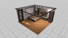 Raumgestaltung Dreamer in der Kategorie Schlafzimmer