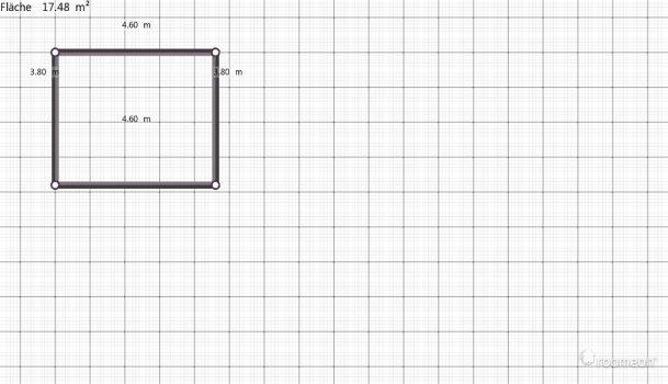 Raumgestaltung Drittes Zimmere in der Kategorie Schlafzimmer