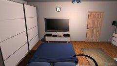 Raumgestaltung Durchbruch Zimmer #1 in der Kategorie Schlafzimmer