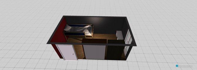 Raumgestaltung Dwmatio Shadow Sonap in der Kategorie Schlafzimmer
