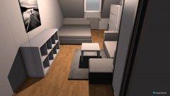 Raumgestaltung Edelweiß_real_2 in der Kategorie Schlafzimmer