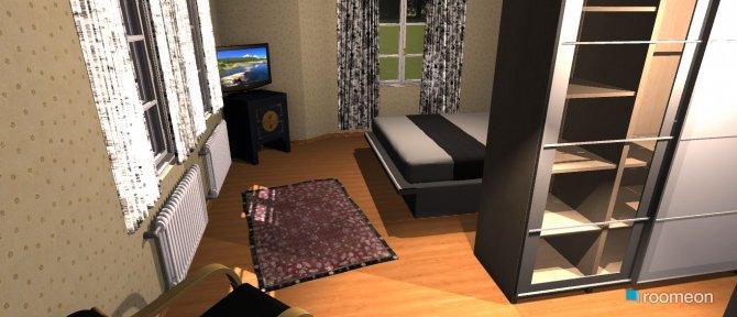 Raumgestaltung EG-Garten-1 in der Kategorie Schlafzimmer