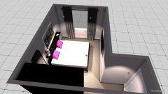 Raumgestaltung EG-Schlafzimmer in der Kategorie Schlafzimmer