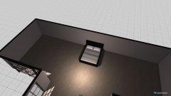 Raumgestaltung eged in der Kategorie Schlafzimmer