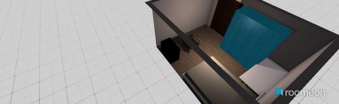 Raumgestaltung Eigenes zimmer in der Kategorie Schlafzimmer