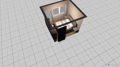 Raumgestaltung El.ander spalna in der Kategorie Schlafzimmer