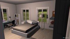 Raumgestaltung Elena 2 in der Kategorie Schlafzimmer