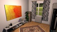 Raumgestaltung Elenas Zimmer in der Kategorie Schlafzimmer