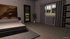 Raumgestaltung Eli izba in der Kategorie Schlafzimmer