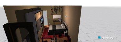 Raumgestaltung elie.abounahoul in der Kategorie Schlafzimmer