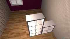 Raumgestaltung ellas raum 2 in der Kategorie Schlafzimmer
