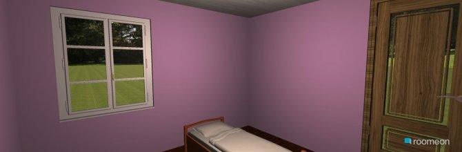 Raumgestaltung elliegirls room in der Kategorie Schlafzimmer