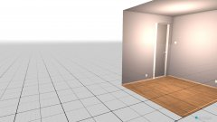Raumgestaltung Ellis's Room in der Kategorie Schlafzimmer