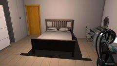 Raumgestaltung Eltern in der Kategorie Schlafzimmer
