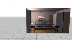 Raumgestaltung Elternschlafzimmer ohne schreibtisch in der Kategorie Schlafzimmer