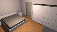 Raumgestaltung Elternzimmer in der Kategorie Schlafzimmer