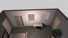 Raumgestaltung Emily Zimmer in der Kategorie Schlafzimmer