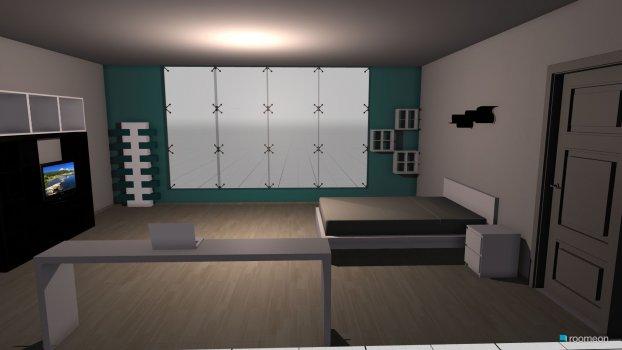 Raumgestaltung Emy in der Kategorie Schlafzimmer