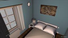 Raumgestaltung Endzimmer in der Kategorie Schlafzimmer