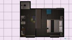 Raumgestaltung Ensuite room in der Kategorie Schlafzimmer