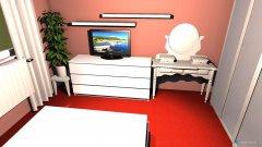 Raumgestaltung Entwurf 1 in der Kategorie Schlafzimmer