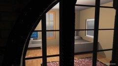 Raumgestaltung Entwurf Schlafzimmer 2 in der Kategorie Schlafzimmer