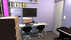 Raumgestaltung Ericas Room in der Kategorie Schlafzimmer