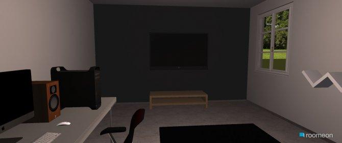 Raumgestaltung Erick in der Kategorie Schlafzimmer