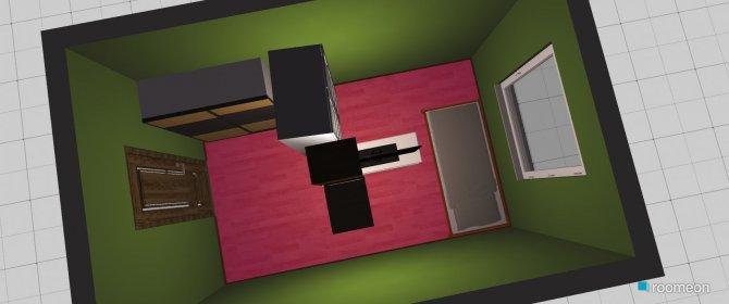 Raumgestaltung erik zimmer in der Kategorie Schlafzimmer