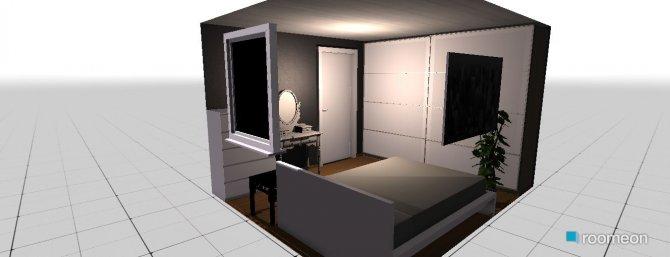 Raumgestaltung Erla in der Kategorie Schlafzimmer