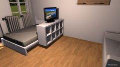 Raumgestaltung Erste wohnung_2 in der Kategorie Schlafzimmer