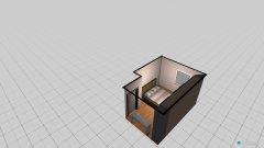 Raumgestaltung erster Entwurf in der Kategorie Schlafzimmer