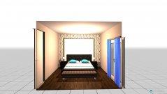Raumgestaltung erster raum links in der Kategorie Schlafzimmer