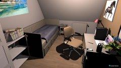 Raumgestaltung erster raum in der Kategorie Schlafzimmer