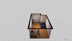 Raumgestaltung erster Versuch in der Kategorie Schlafzimmer
