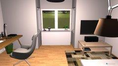 Raumgestaltung Erstes Zimmer in der Kategorie Schlafzimmer