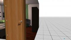 Raumgestaltung erwins zimmer 2 in der Kategorie Schlafzimmer