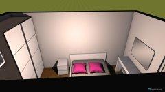 Raumgestaltung Esther in der Kategorie Schlafzimmer