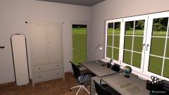 Raumgestaltung fabio und luca zimmer - opa wohnzimmer in der Kategorie Schlafzimmer