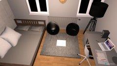 Raumgestaltung Fabis Fuchsbau in der Kategorie Schlafzimmer