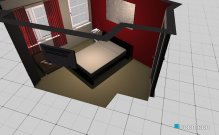 Raumgestaltung Fabri´s bedroom in der Kategorie Schlafzimmer
